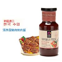 [当当自营] 韩国进口 清净园 猪肉烤肉酱 280g