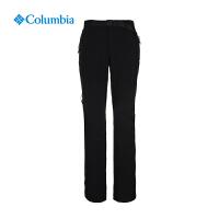 【领卷满400减100】Columbia哥伦比亚春秋款女款防紫外线速干长裤PL8035