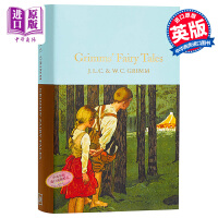 Collectors Library系列:格林童话 英文原版 Grimms Fairy Tales Brothers Grimm 外国神话与民间故事