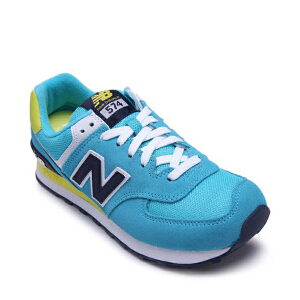 New Balance 女士574系列复古跑步鞋WL574CPS 支持礼品卡支付