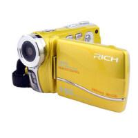 RICH/莱彩 HD-R449数码摄像机720P高清dv行车记录仪