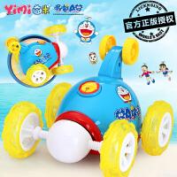 翻斗车遥控车儿童可充电翻滚特技车越野车电动玩具车男孩遥控汽车