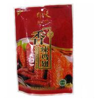 满99包邮北京特产天福号香辣鸡翅200g 真空酱肉熟食品