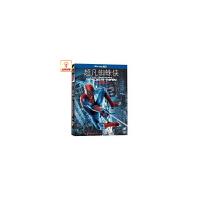正版电影 超凡蜘蛛侠 3D 蓝光碟 2BD50 附带精彩花絮 新索 现货