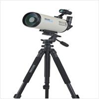 博冠天文望远镜 天龙马卡100/1000 三片式 高倍高清 高像质 观景观天两用望远镜
