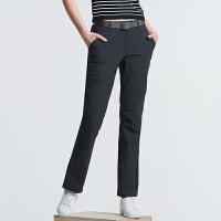 法国PELLIOT/伯希和 户外速干裤 户外运动休闲透气修身快干裤