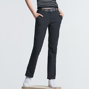 【满299减200】法国PELLIOT/伯希和 户外速干裤 户外运动休闲透气修身快干裤