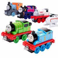 费雪托马斯小火车头套装托马斯和朋友合金小火车男孩玩具培西高登