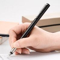 【当当自营】PARKER 派克 威雅黑色胶杆墨水笔/钢笔