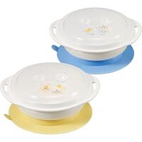【当当自营】日康 优质吸壁碗 RK-3707(颜色随机)宝宝餐具/婴儿餐具/儿童餐具 新旧替换中