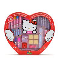 Hello kitty学习用具水彩笔套装文具绘画画笔礼盒儿童画画工具箱