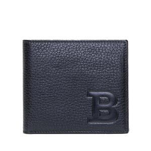 Bally/巴利  男士短款钱包6193059 支持礼品卡支付