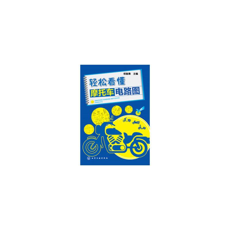 《轻松看懂摩托车电路图》杨智勇